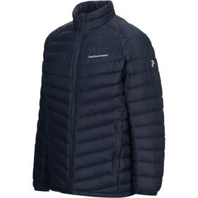 Peak Performance Frost Down Liner Jacket Herr salute blue